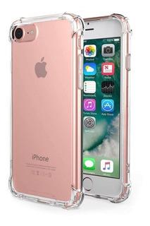 Funda Transparente iPhone 6 7 8 X Xs Mas 11 Pro Max Clear