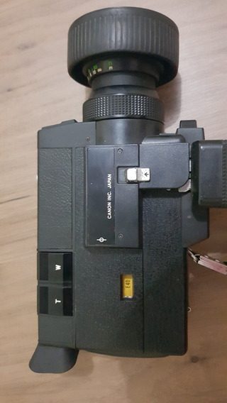 Filmadora Canon Auto Zoom 512xl Eletronic, Sem Acessórios.
