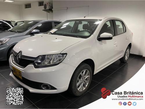 Renault Logan Privilege Mecanico 4x2 Gasolina