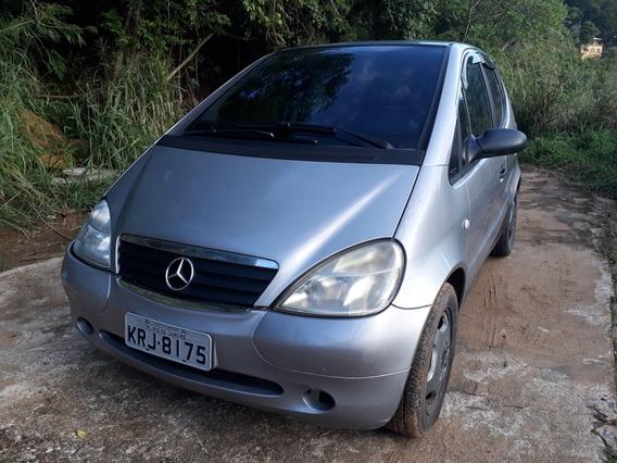 Mercedes-benz Classe A 1.6 Classic 5p 1999