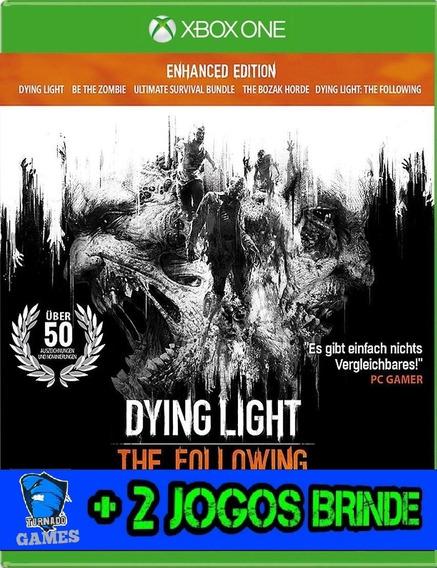 Dying Light Edição Aprimorada - X Box One - M. Digital