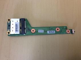 Placa Auxiliar Asus N43sl Botão Power , Wireles