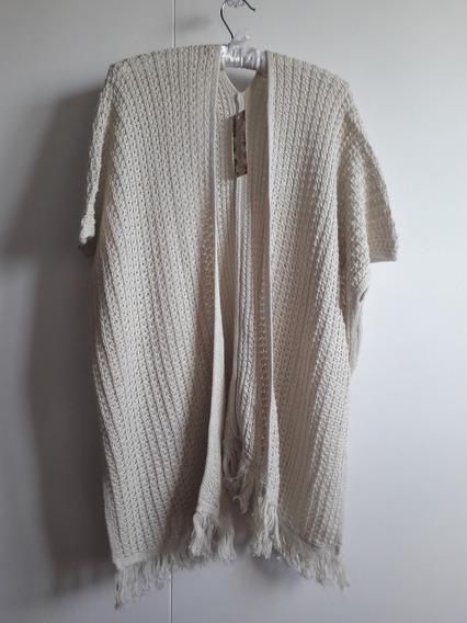Poncho Calado- Kimono- Saco -spolverino Talle Único