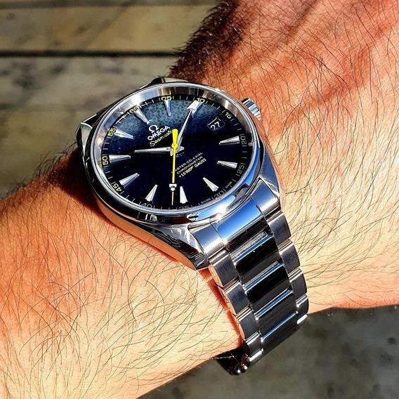 Omega Seamaster Aqua Terra Co-axial James Bond 007 Spectre