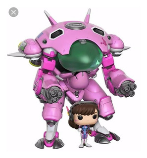 Funko Pop Games Overwatch D.va Meka
