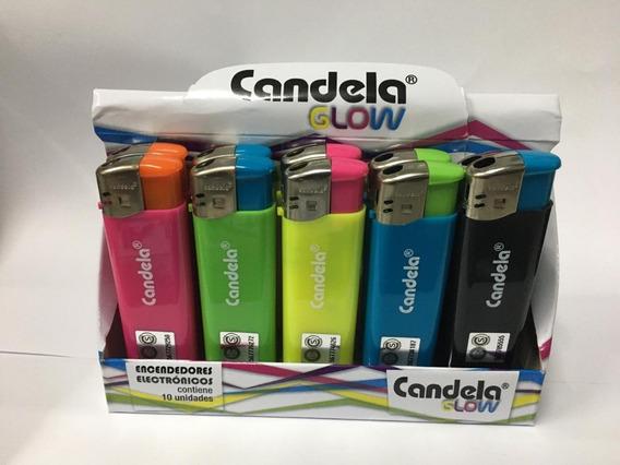 Encendedor Candela // Glow // Electrónico / X10
