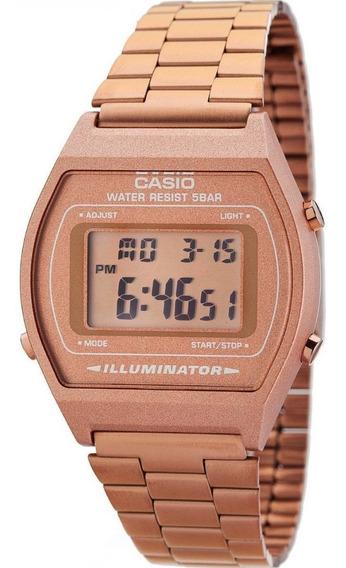 Relogio Casio B640 Wc-5ad Cronômetro Timer Alarme Wr-50 M Bz