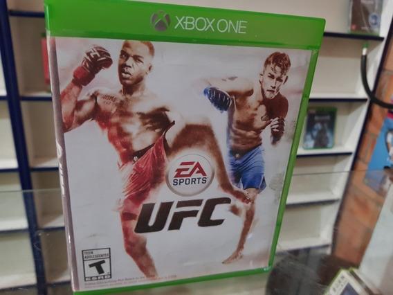 Ufc Usado Original Xbox One Midia Fisica