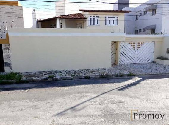 Alugo Belíssima Casa Na Coroa Do Meio - Ca0541