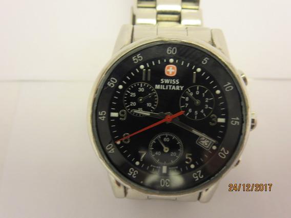 Reloj Original Swiss Military Acero Inoxidable