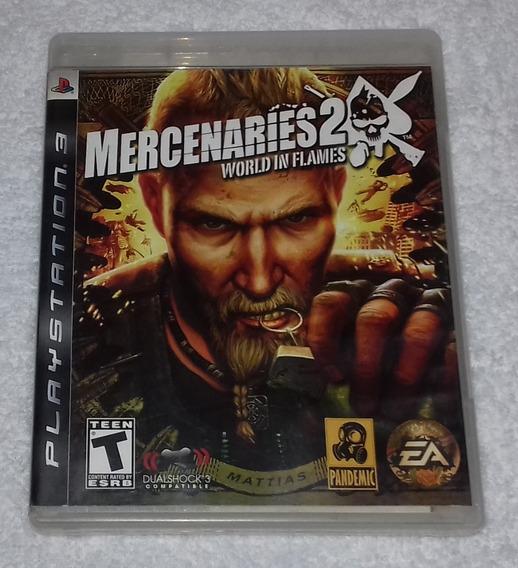 Mercenaries 2 Ps3 ** Leia