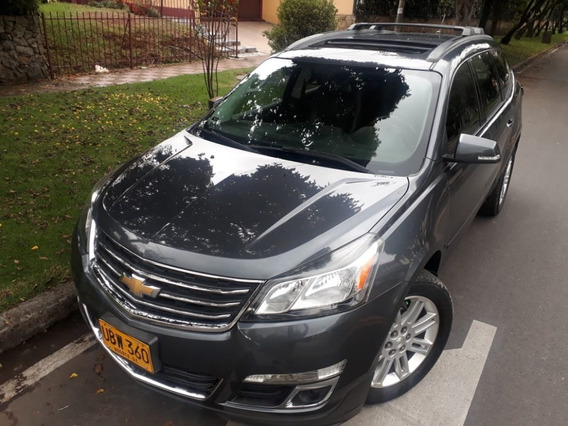 Chevrolet Traverse 2014 Lt 4x4 At