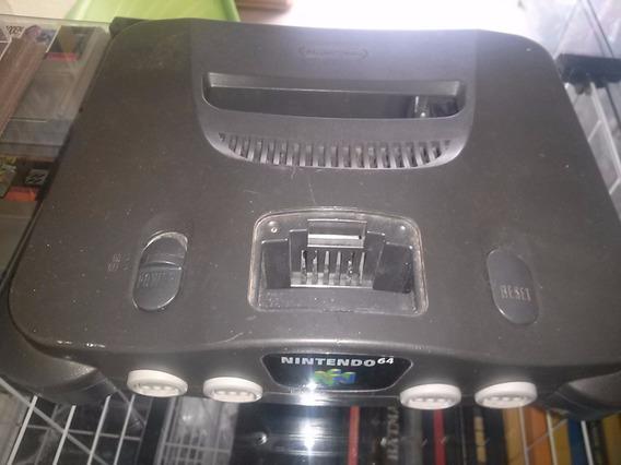 Video Game Nintendo 64 N 64 Não Testado Sem Fonte