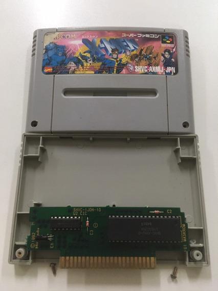 X-men Mutant Apocalypse Super Famicom Original - Madgames