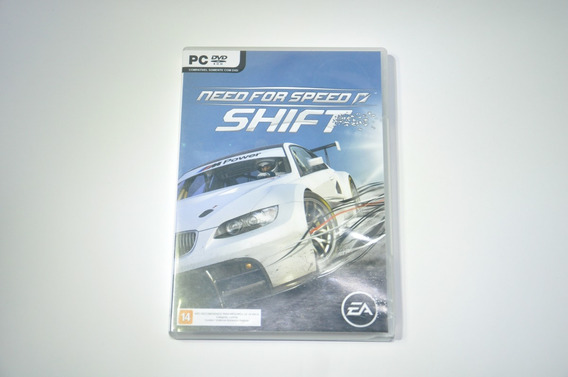 Need For Speed Shift Pc Game Jogo Original Semi Novo