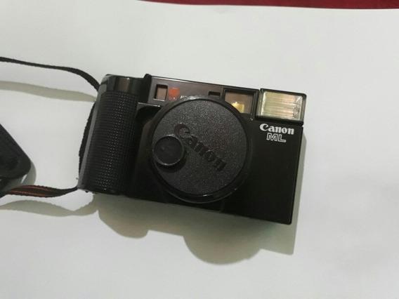 Câmera Fotográfica Canon Ml Af 35 Ml Auto Focus C