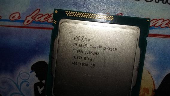 Intel Core I3 3240 3,40 Ghz Lga 1155 Sem Cooler