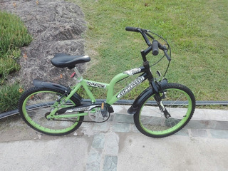 Bicicleta Tomaselli Rodado 20 Impecable