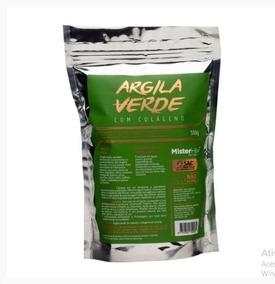 Argila Verde Com Colágeno - Mister Hair - 500g