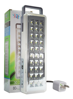 Luz De Emergencia Slt 30 Leds Slt 15 Hs Autonomía