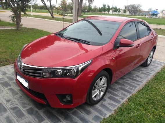 Vendo Toyota Corolla 2017 1.8 Xei Pack Cvt 140cv , 1ra Mano
