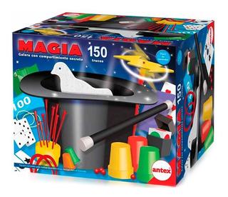 Juego De Magia Con Galera 150 Trucos Educando