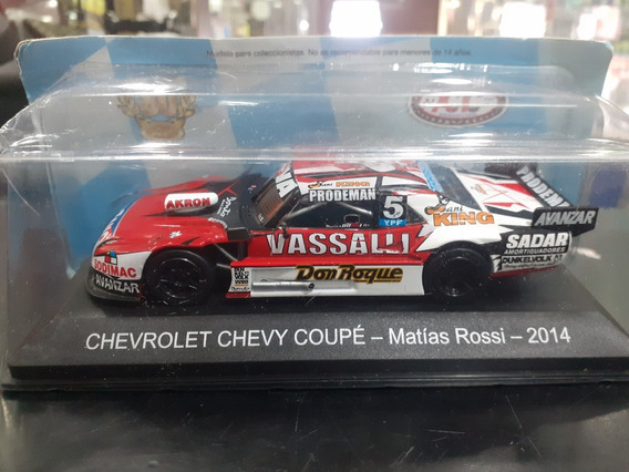Chevrolet Chevy Coupe Tc Matias Rossi 2014 - 1/43