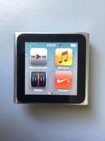 iPod Nano 8gb Usado, 6a Geração, Funcionamento Perfeito.