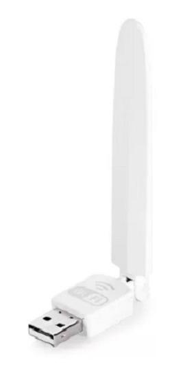 Placa Adaptador Wifi Usb Mini 150 Mbps Antena - La Plata