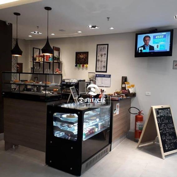 Nda Cafeteria Dentro De Hipermercado Em São Caetano Do Sul. - Lo0105