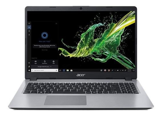 Notebook Acer Aspire 5 Core I7 8-geracao 8gb Ssd 256gb Mx130