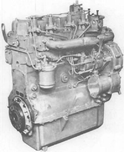 Perkins D4.203 4.203 y 4.192 motores Taller reparación Manual en CD Pdf