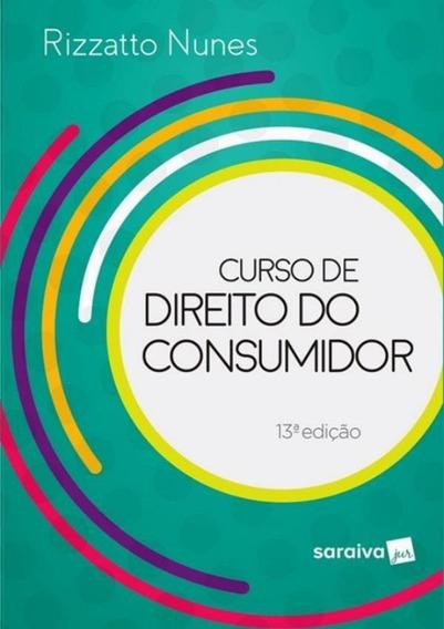 Curso De Direito Do Consumidor - 13ª Ed