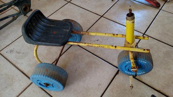 Velocipede Bandeirantes Trator Pedal Car