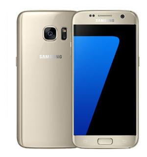 Celular Samsung Galaxy S7 Flat Con Detalle 32gb 4gb Ram Demo