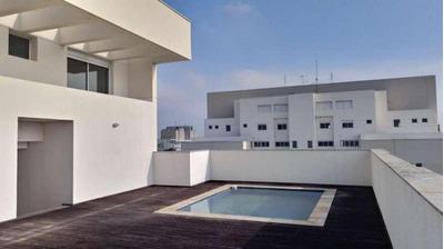 Cobertura Com 4 Dormitórios À Venda, 606 M² Por R$ 7.549.000 - Campo Belo - São Paulo/sp - Co0068