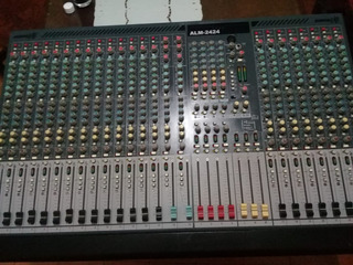 Vendo Consola Audilab Alm 2424