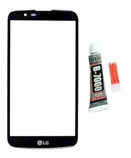 Tela Vidro LG K10 K430 K430ds K430tv + B7000