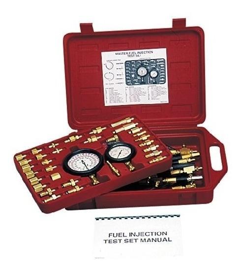 Lisle 55700 Master Fuel Injection Test Set