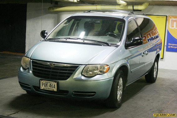 Chrysler Town & Country Vans