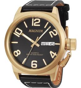 Relógio Magnum Masculino Original Garantia Nota Ma33406p