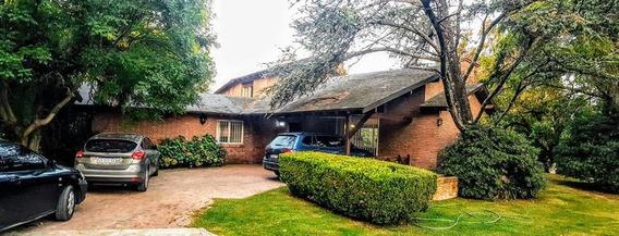 Venta Casa Con 2 Terrenos Fte Al Hoyo 11 Olivos Golf Club 3004m