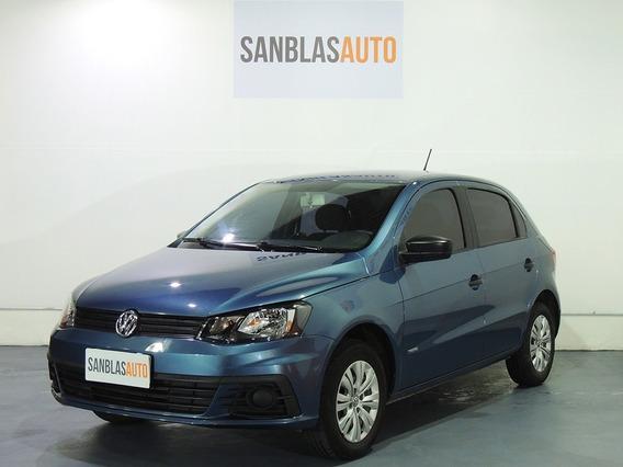 Volkswagen Gol Trend 2017 5p Msi Dh Aa 1.6 N San Blas Auto