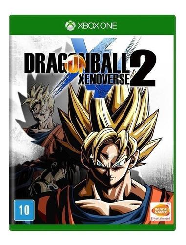 Imagem 1 de 1 de Dragon Ball: Xenoverse 2 Bandai Namco Xbox One Físico