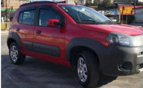 Imagem 1 de 10 de Fiat Uno 2012 1.0 Way Flex 5p