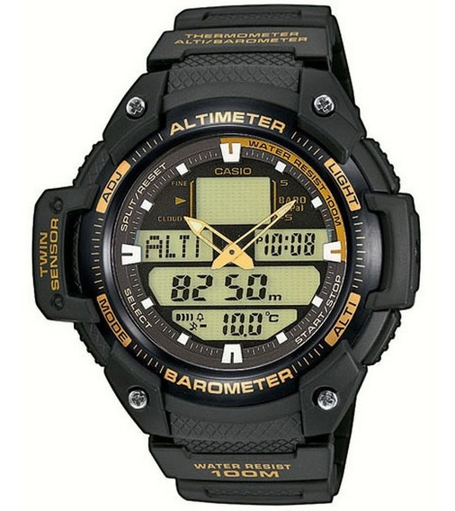 Relógio Casio Standard Masculino Outgear Sgw-400h-1b2vdr