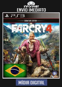 Farcry 4 Far Cry 4 Psn Ps3 Portugues