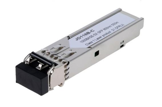 Transceiver Hp X120 - Sfp 1gb Conector Lc - Fibra Lx