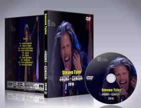 Steven Tyler Dvd Front And Center 2015 Full Aerosmith Band