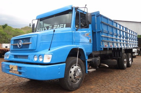 M. Benz L 1620 Truck Granel